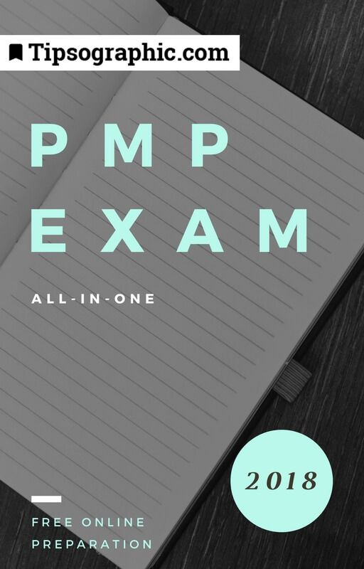 pmp exam 2018 all-in-one free online preparation tipsographic
