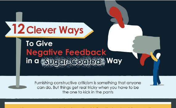 12 clever ways to give negative feedback in a more constructive way tipsographic thumb