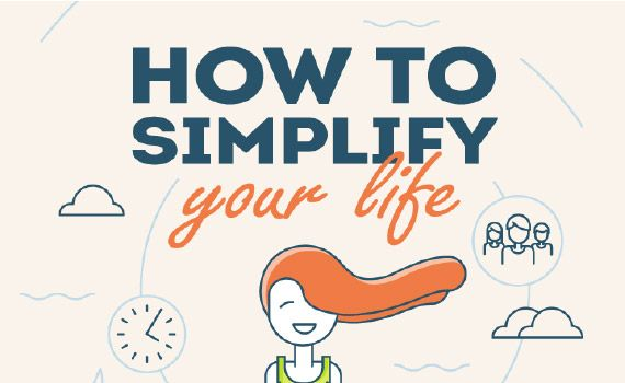 12 New Year's Resolutions to Simplify Your Life