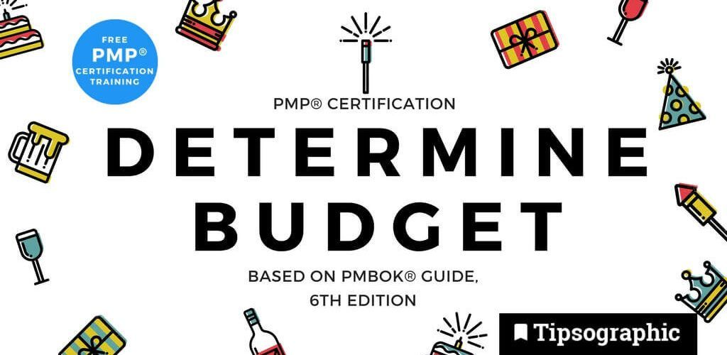 pmp 2018 pmp certification determine budget pmbok guide 6th edition tipsographic main