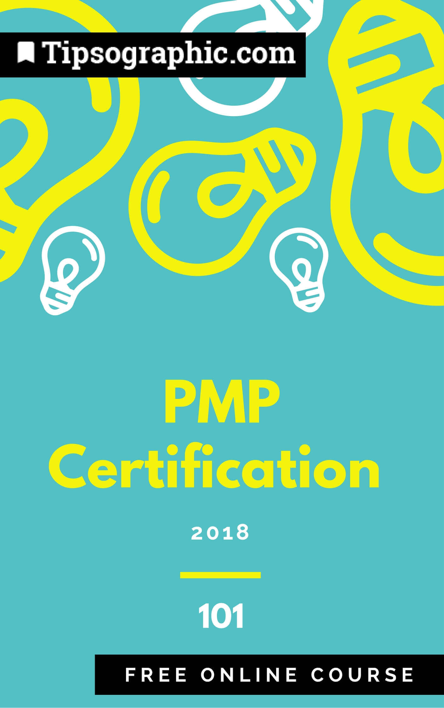 pmp certification 2018 free online course tipsographic