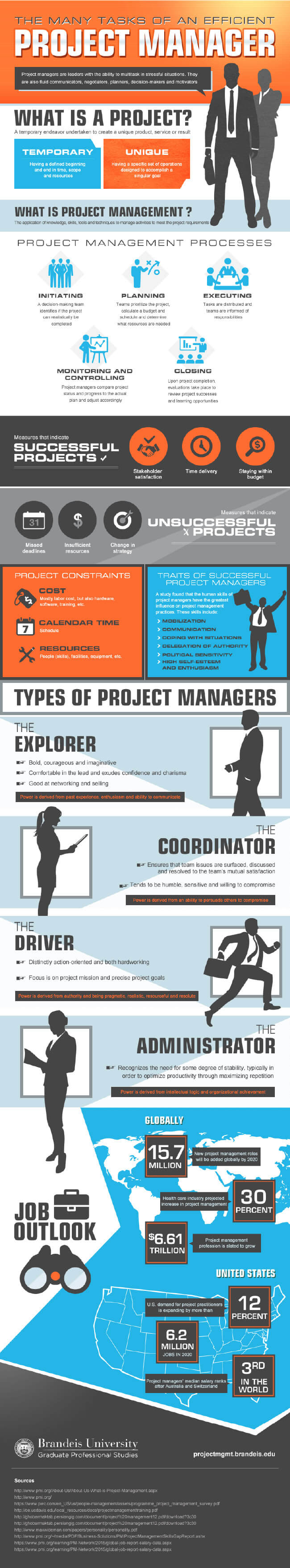 what the heck does a project manager do anyway tipsographic main