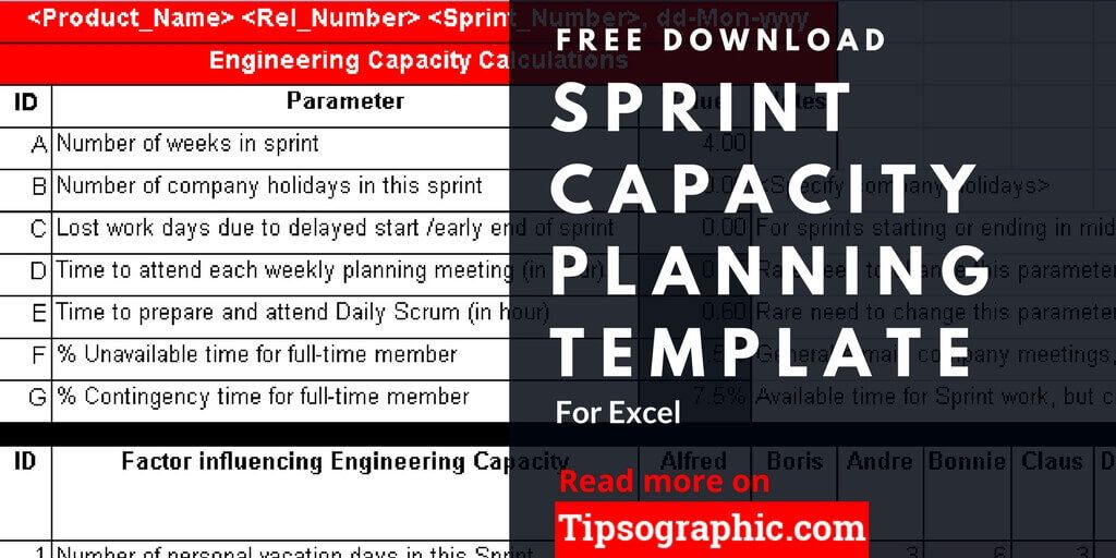 sprint capacity planning template excel sprint capacity planning agile sprint capacity planning excel template free tipsographic thumb