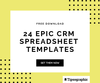 24 epic crm spreadsheets free download get them banner tipsographic