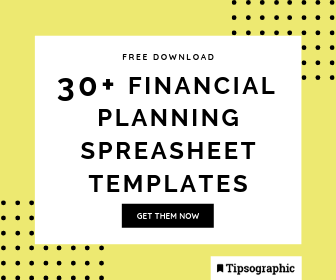 Simple Budget Template for Excel, Free Download (with